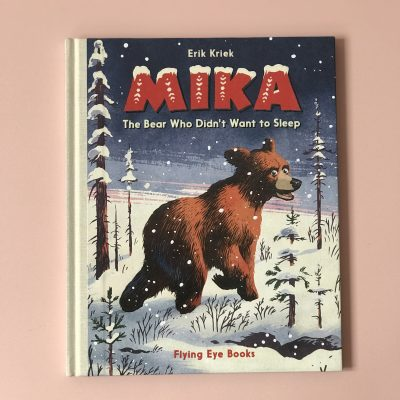 Mika: The Bear Who Didn't Want To Sleep