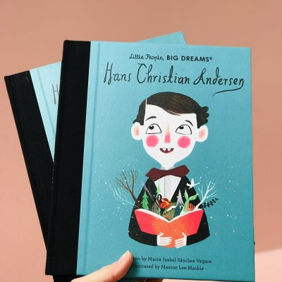Little People, BIG Dreams: Hans Christian Anderson
